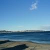 本日の三浦海岸🌈☀