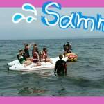 本日手ぶらでBBQご予約のお客様(*´∀`*)ノ🌺バナナボートで夏をenjoy❗❗🌺三浦海岸🌺ジェットスキー