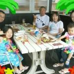 週末のkauwela🌴ジェットスキーツーリング🌴新艇🌴ランチ🌴ご来店のお客様(∩´∀`∩)❤三浦海岸
