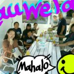 週末のkauwela~🌴(^^)🌴手ぶらでBBQご予約・ご来店のお客様❤ウッドデッキワンちゃんOK❤