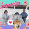 週末のカウウェラ〜❤️(*´∀`)三浦海岸🌴手ぶらでBBQ🌴海遊び🌊CafeBar