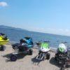 遂に梅雨明け❗😆☀️🌴週末のkauwela🎵三浦海岸🎵ジェット祭り🎵SUP
